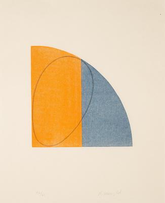 Artist: Robert Mangold, American, born 1937