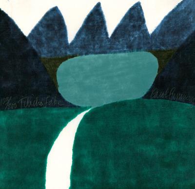 Artist: Carol Summers, American, 1925-2016