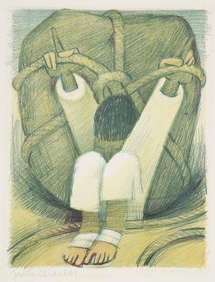 Artist: Jean Charlot, American, born France, 1898-1979