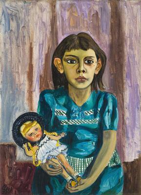 Artist: Alice Neel, American, 1900-1984
