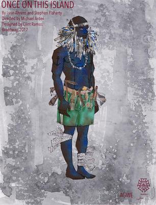 Artist: Clint Ramos, American, born Philippines, 1975
