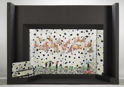 Artist: Paul Steinberg, American, born 1946