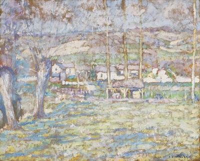 Early Winter Landscape