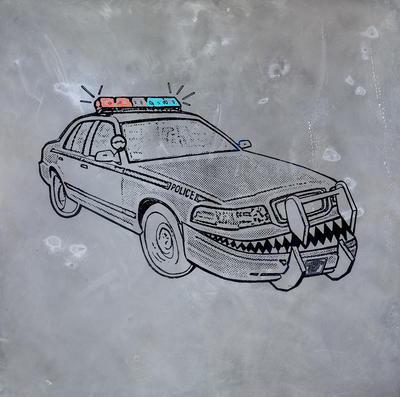 Artist: Ed Saavedra, American, born 1979