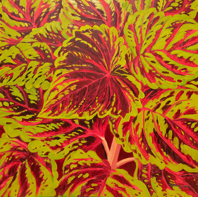 Artist: Janet Alling, American, born 1939