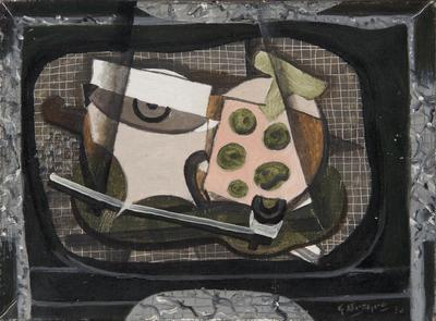 Artist: Georges Braque, French, 1882-1963