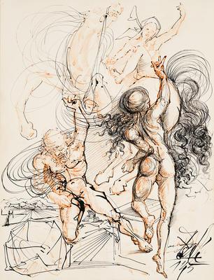 Artist: Salvador Dalí, Spanish, 1904-1989