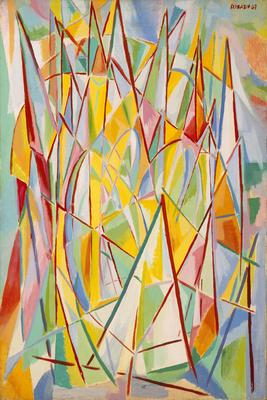 Artist: Piero Dorazio, Italian, 1927-2005