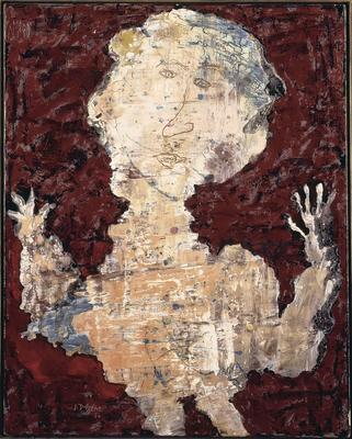 Artist: Jean Dubuffet, French, 1901-1985