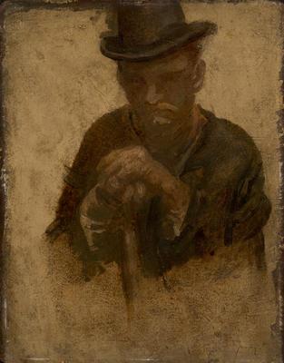 Artist: Thomas Eakins, American, 1844-1916