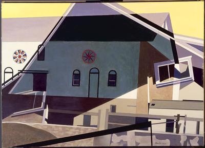 Artist: Charles Sheeler, American, 1883-1965
