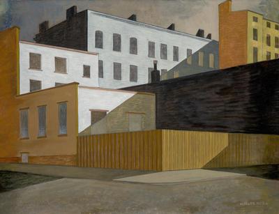 Artist: Miklos Suba, American, born Hungary, 1880-1944