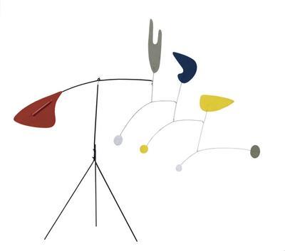 Artist: Alexander Calder, American, 1898-1976