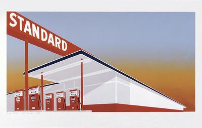 Artist: Ed Ruscha, American, born 1937
