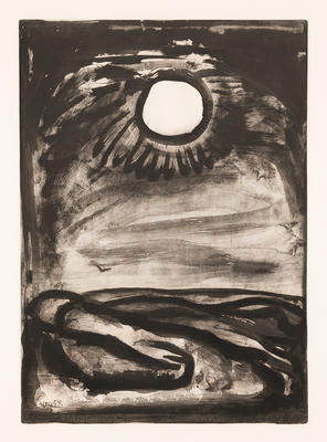 Artist: Georges Rouault, French, 1871-1958
