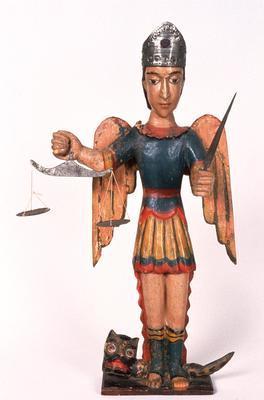 School of: Santo Niño Santero, New Mexican, active ca. 1830-1860