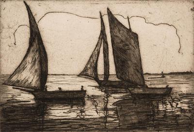 Artist: Mary Bonner, American, 1887-1935