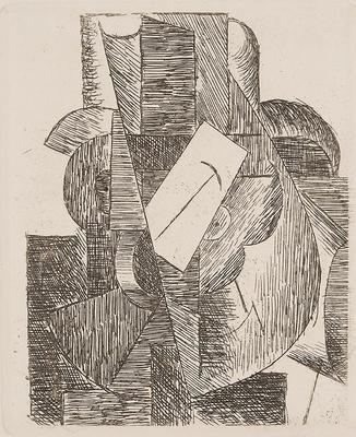Author: Albert Gleizes, French, 1881-1953