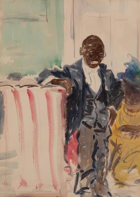 Artist: Wayman Adams, American, 1883-1959
