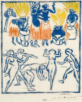 Artist: Walt Kuhn, American, 1877-1949