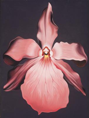 Artist: Lowell Nesbitt, American, 1933-1993