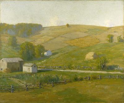 Artist: Bruce Crane, American, 1857-1937
