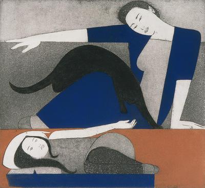 Artist: Will Barnet, American, 1911-2012
