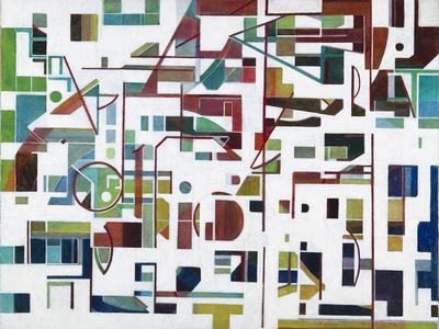 Artist: Maurice Golubov, American, born Russia, 1905-1987