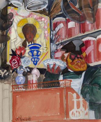 Artist: Nicolai Remisoff, Russian, 1887-1979
