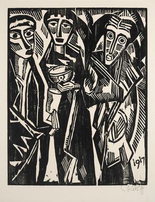 Artist: Karl Schmidt-Rottluff, German, 1884-1976