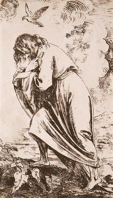 Artist: Benjamin West, American, 1738-1820