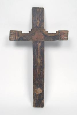 Cross from the old Pecos Church