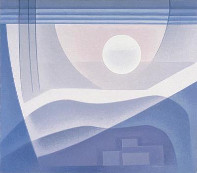Artist: Raymond Jonson, American, 1891-1982