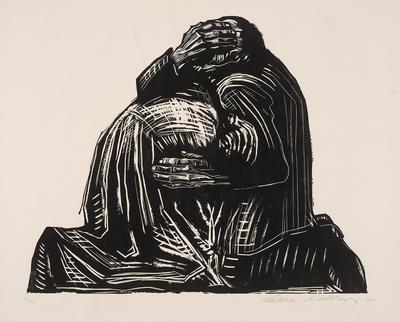 Artist: Käthe Kollwitz, German, 1867-1945