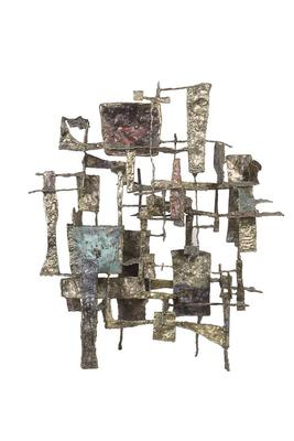 Artist: Ibram Lassaw, American, born Egypt, 1913-2003