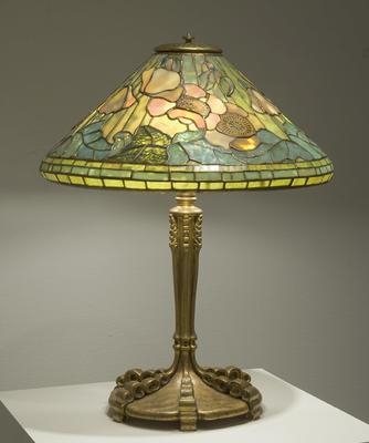 Artist: Louis Comfort Tiffany, American, 1848-1933