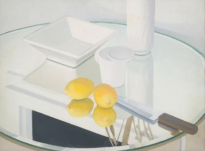 Artist: John Moore, American, born 1941