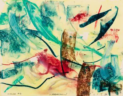 Artist: Darby Bannard, American, 1934-2016