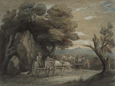 Artist: Thomas Gainsborough, British, ca.1727-1788