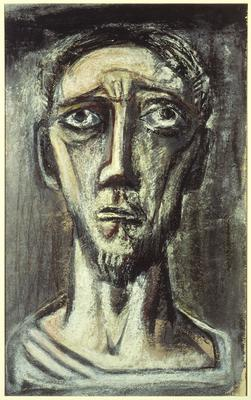 The Prophet; Charles Umlauf; American, 1911-1994; 1950.332