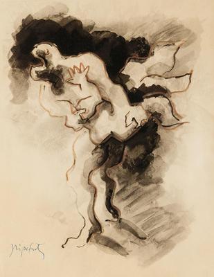 Artist: Jacques Lipchitz, American, born Russia (now Lithuania), 1891-1973