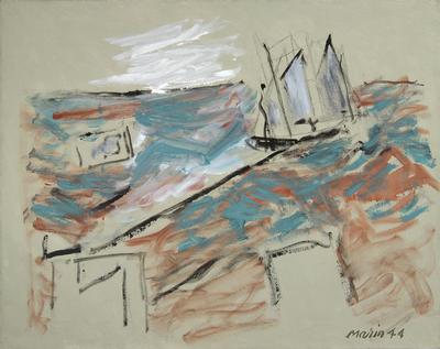 Artist: John Marin, American, 1870-1953