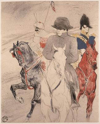 Artist: Henri de Toulouse-Lautrec, French, 1864-1901