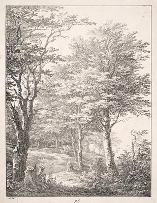 Artist: Max Josef Wagenbauer, German, 1775-1829