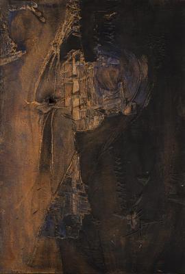 Artist: Lucio Muñoz, Spanish, 1929-1998