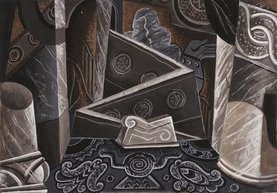Artist: Pavel Tchelitchev, Russian, 1898-1957