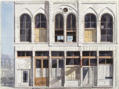 Artist: E. Gordon West, American, born 1933