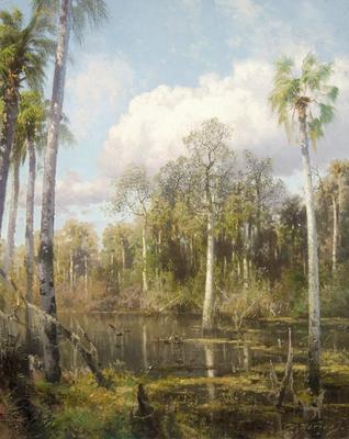 Artist: Herman Herzog, American, born Germany, 1831-1932