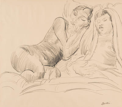 Artist: Jacob Epstein, British, born United States, 1880-1959