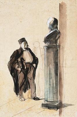 Artist: Jean-Louis Forain, French, 1852-1931